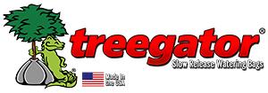 Logo tilhørende Treegator vandingsposer